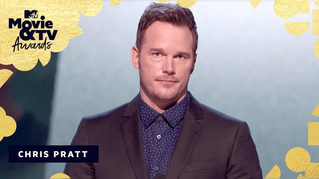 Chris Pratt uses his platform for good, for God!