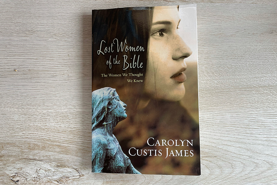 Lost Women on the Bible Book
