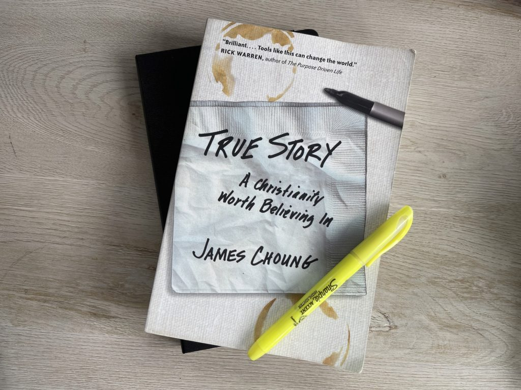 True Story: A Christianity Worth Believing In book cover